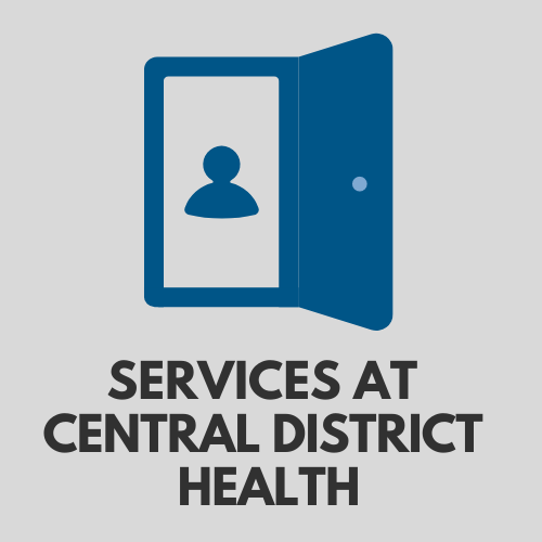 Services at Central District Health